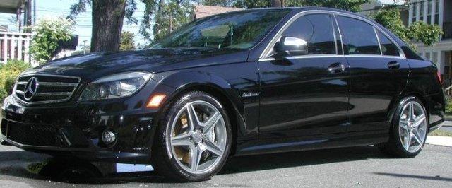 Clean Mercedes